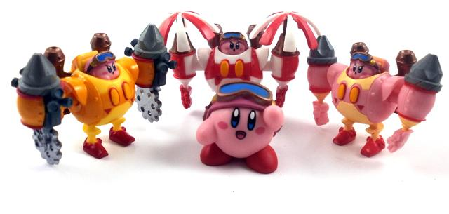 Kirby and Robobot