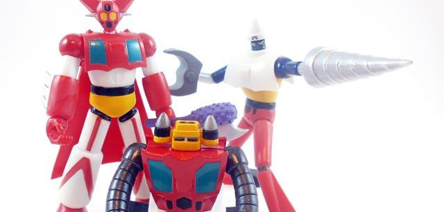 Getter Robo Toujou-hen