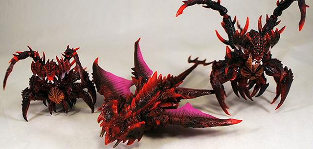 Destroyah Evolution Set