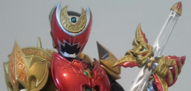 S.H. Figuarts Kamen Rider Kiva Emperor Form
