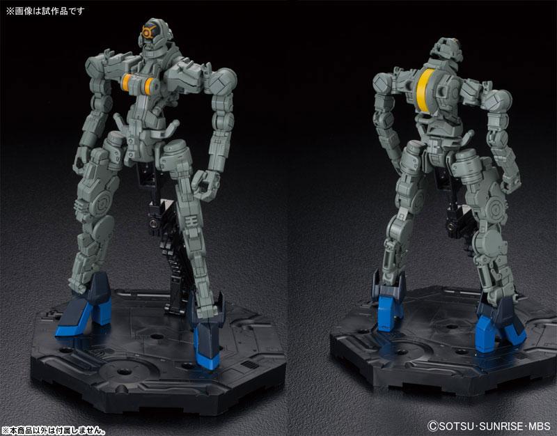 Graze Custom Type GUNPLA Gundam Iron-Blooded Orphans 1//100 BANDAI