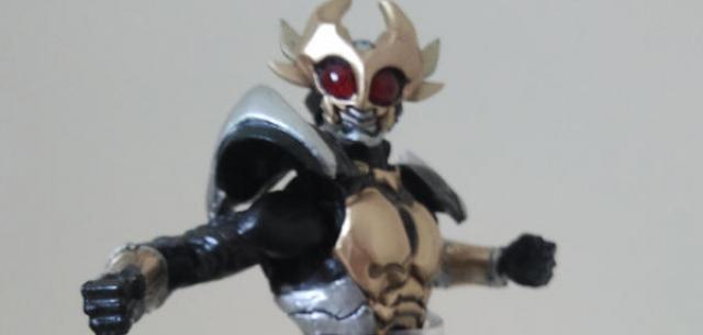 Kamen Rider Agito Ground Form