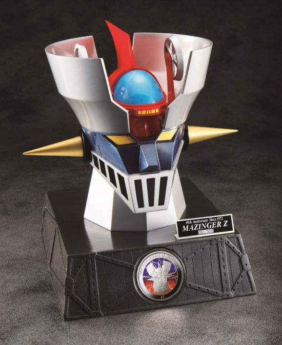 Precision Model Alloy Mazinger Z 40th Anniversary Super