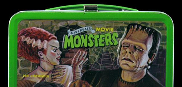 Universal's Movie Monsters Lunchbox