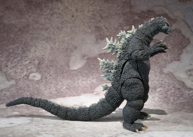 S.H. MonsterArts Godzilla 1964 | CollectionDX