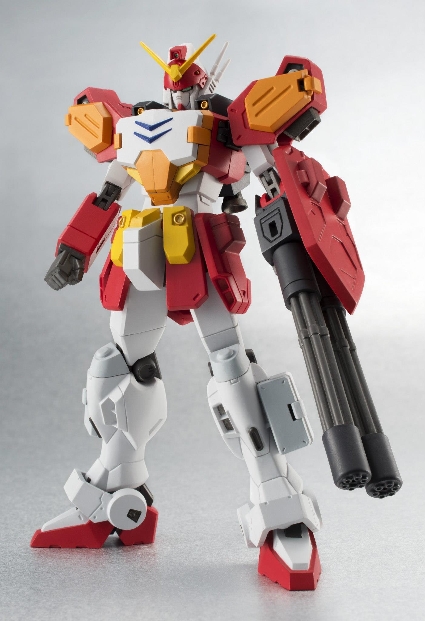 Robot Spirits Heavyarms Kai