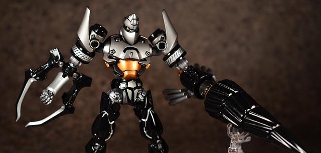 Black Getter 2