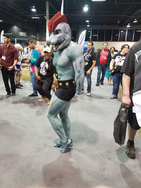machoke pokemon cosplay