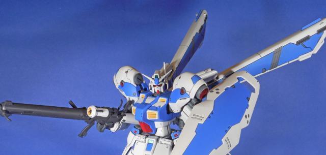 GP04 Gundam Gerbera
