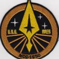 USS Ares Crew Patch