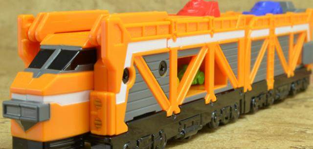DX Car Carrier Ressha