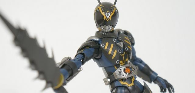 S.H. Figuarts Alternative Zero