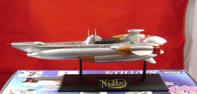 Nautilus: Metallic version