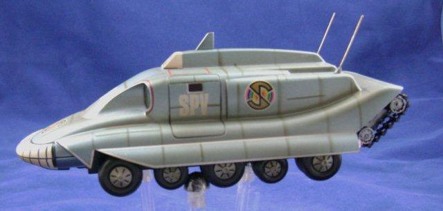 SPV: (Spectrum Pursuit Vehicle)