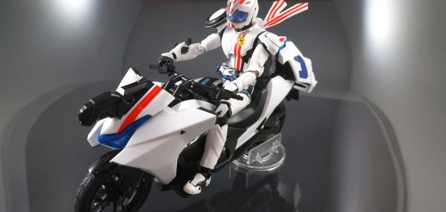 Figuarts Ride Macher