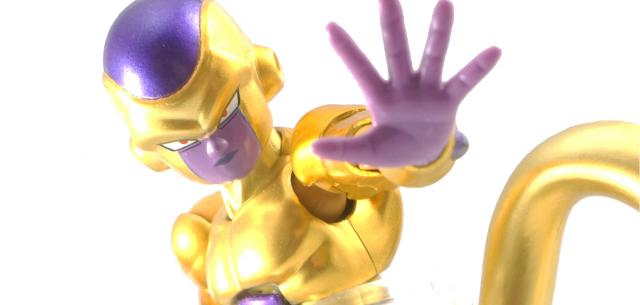 "S.H. Figuarts Golden Frieza from ""Dragon Ball Z: Resurrection 'F'"""