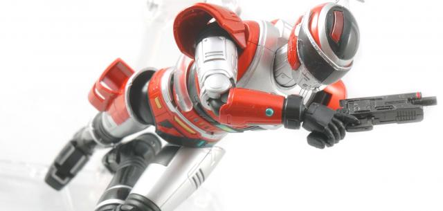 S.H. Figuarts Winspector Fire (Metal Hero)