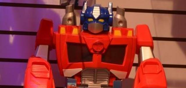 NYTF2014: Hasbro - Transformers Rescue Bots