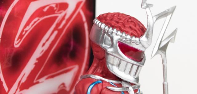 Mighty Morphin Power Rangers Tamashii Buddies - Lord Zedd
