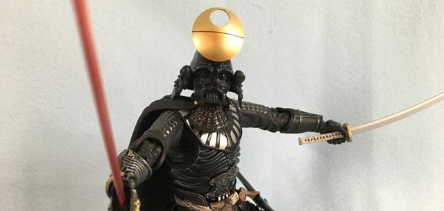 Samurai Taisho Darth Vader