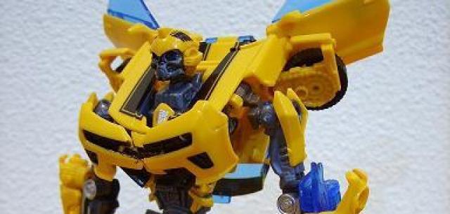 Battle Blade Bumblebee