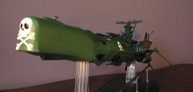 Space Pirate Battleship Arcadia