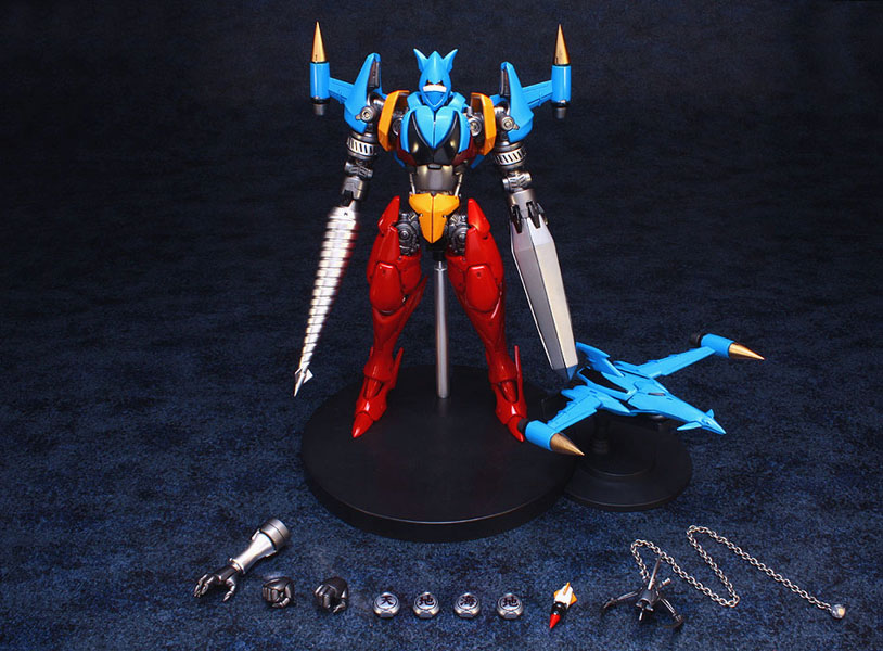 Fewture Ex Gokin Getter Liger Collectiondx