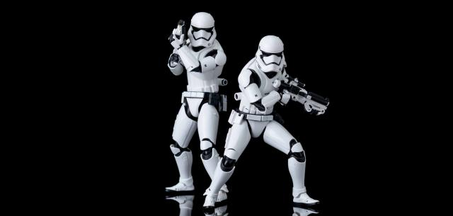SHF First Order Storm Trooper