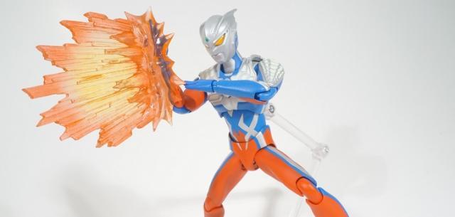 Ultra Act Ultraman Zero