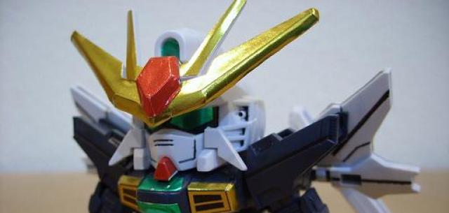 SD Gundam Double X