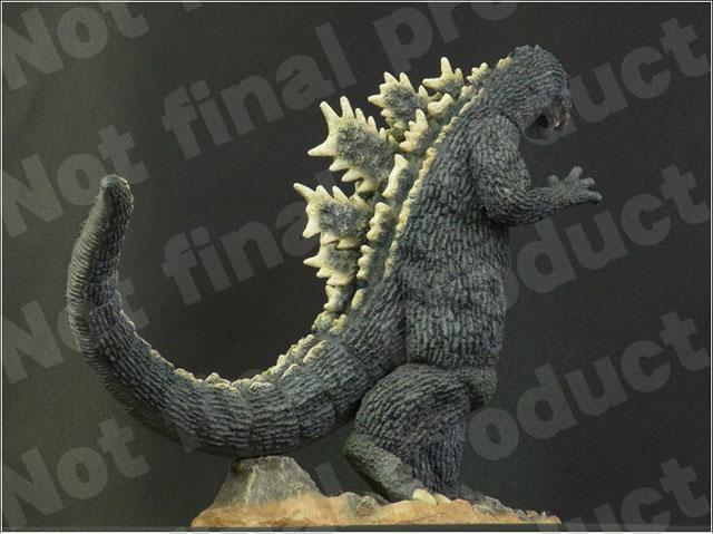 Godzilla (1964 Godzilla vs. Mothra version) by XPLUS ...