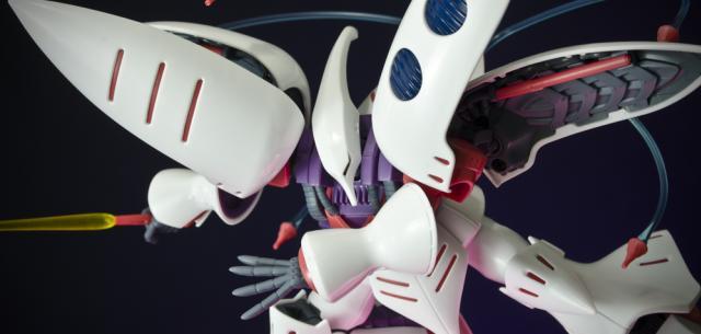 Robot Spirits Qubeley