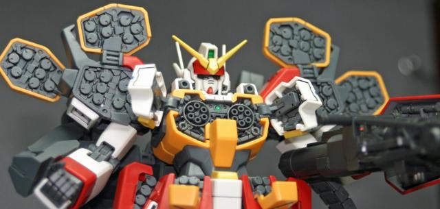 XXXG-01H Gundam Heavyarms -Version EW-