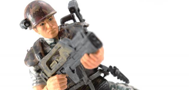 Hiya Toys Aliens Colonial Marines Hicks