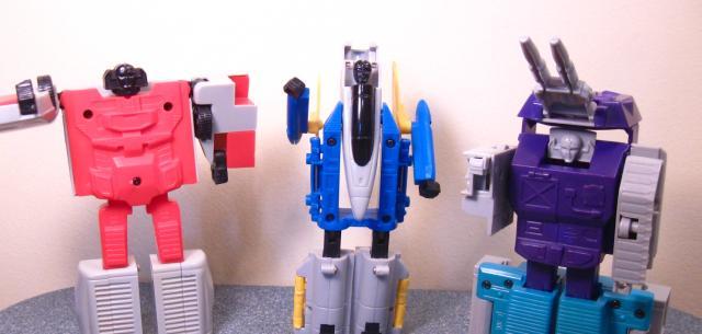 Galaxy Man / Formulator Force