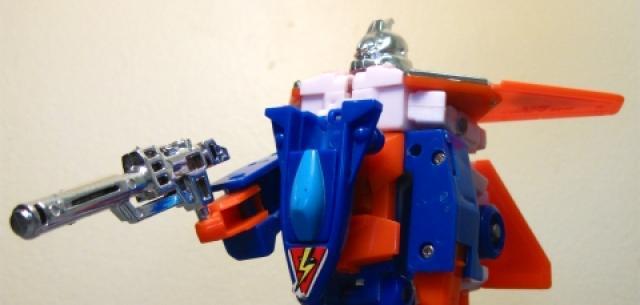 Masterbotix Form-Changing Robots