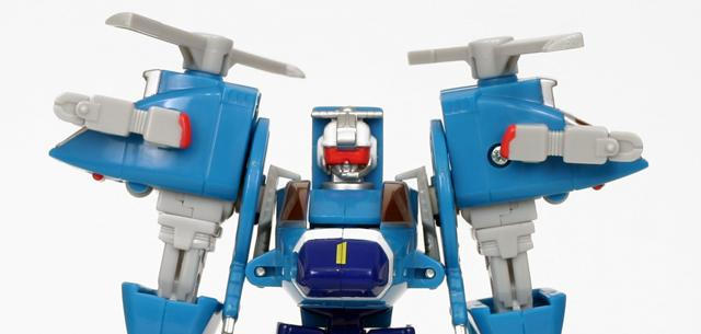 Machine Robo Rescue Gyro