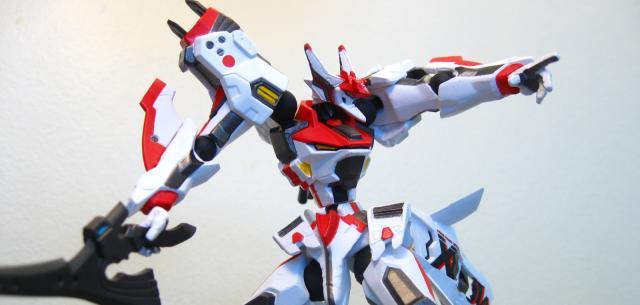 Shiranui Second XFJ-01a Demonstration Color