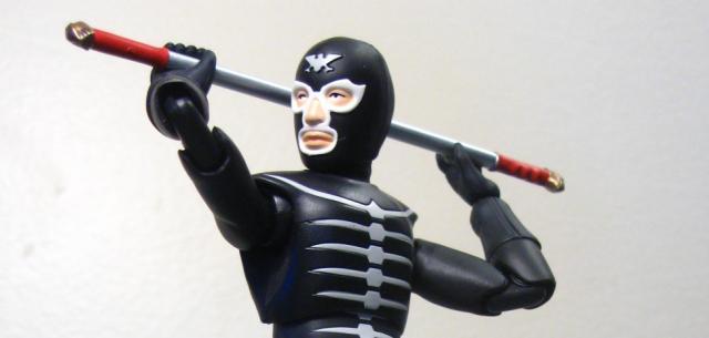 Shocker Combatman