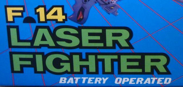 F-14 Laser Fighter