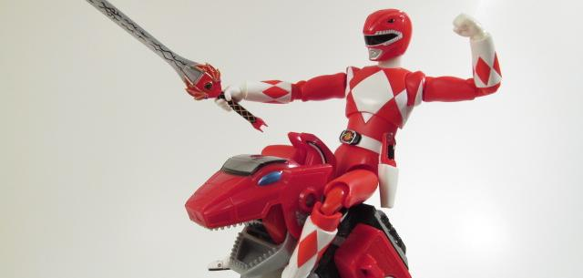 MMPR Red Ranger