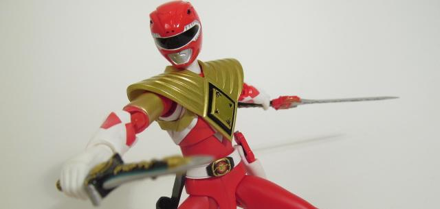 figuarts armored red ranger mmpr