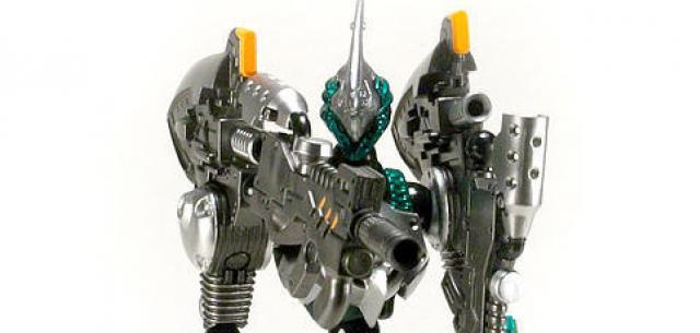 Assemble Borg Ghost Gunner
