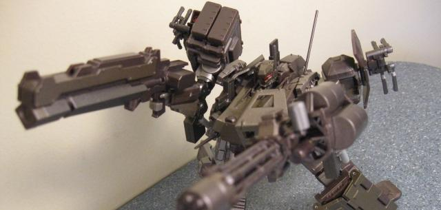 Armored Core V UCR-10/A
