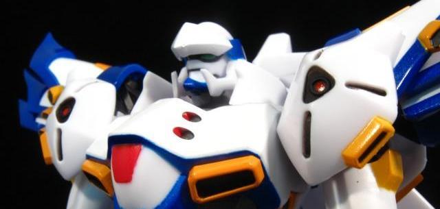 Super Robot Chogokin Weissritter