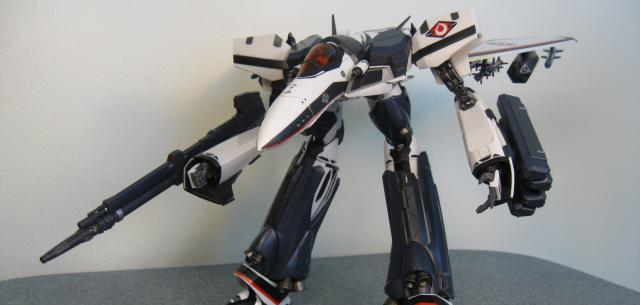 VF-171EX Nightmare Plus EX Armored Parts