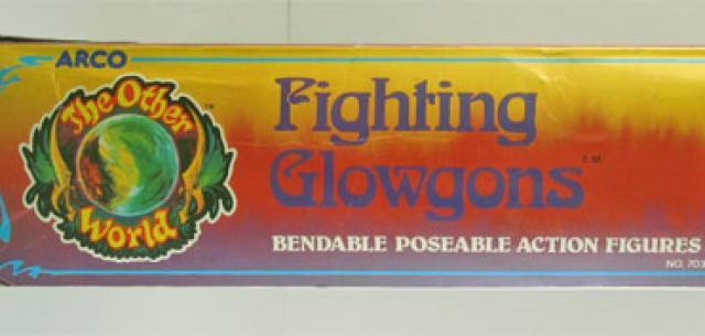 Fighting Glowgons