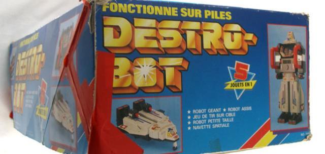 Destro-Bot