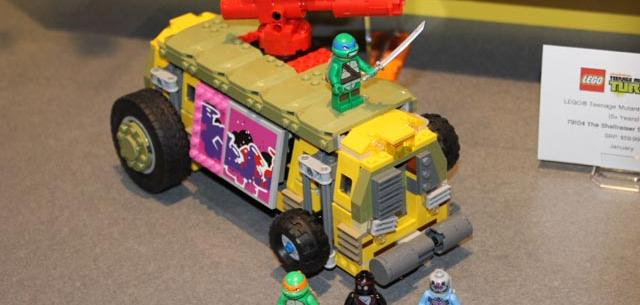 Lego - Teenage Mutant Ninja Turtles
