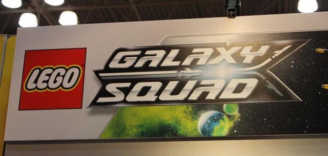 Lego - Galaxy Squad
